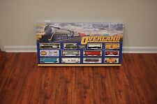 Bachmann HO Scale Train Set Analog Overland Limited 00614 Free Shipping