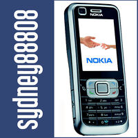 Brand Nokia 6120 Classic Next 6120c Unlocked Blue Tick Nextg Mobile Phone