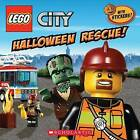 Lego City: Halloween Rescue by Trey King (Paperback / softback, 2013)