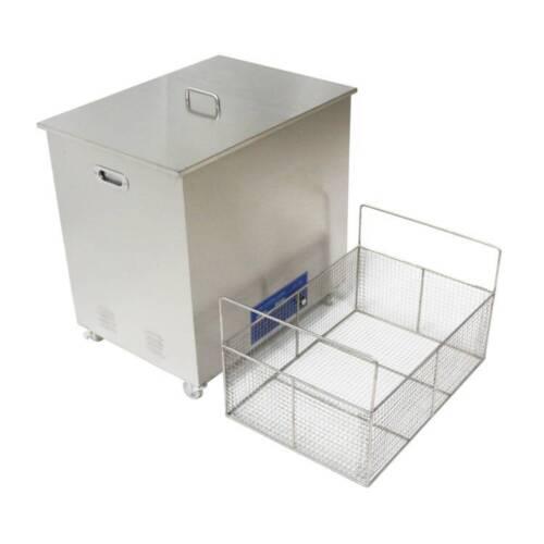 77L Ultrasonic cleaner free basket 40KHZ or 28KHZ optional for Industrial use t