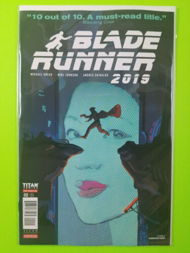 #4  A//B//C//D NM Titan Comics 2019 #3 Blade Runner 2019 #2 U-Pick