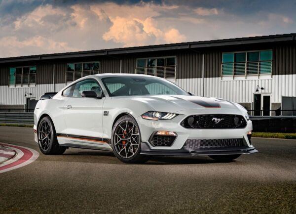Ford Mustang 5,0 V8 GT Fastback Mach 1 aut. - billede 3