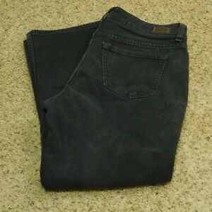 30858f7b Riders Jeans by Lee Women's Black Relaxed Stretch Faded 16M ...