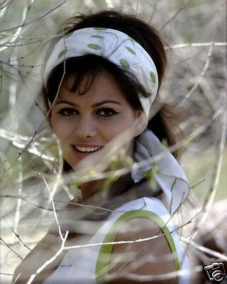 Claudia Cardinale 8x10 Classic Beauty Photo #25