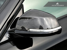 AUTOTECKNIC CARBON FIBER REPLACEMENT MIRROR COVERS - BMW F22 M235I M240I F87 M2