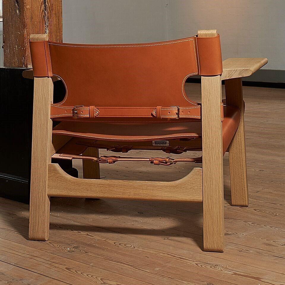 Børge Mogensen, Den spanske stol, lænestol