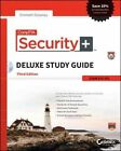 CompTIA Security+ Deluxe Study Guide: SY0-401 by Emmett Dulaney (Hardback, 2014)