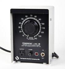 Powerstat L116c Variable Autotransformer Input 120v 5060hz Output