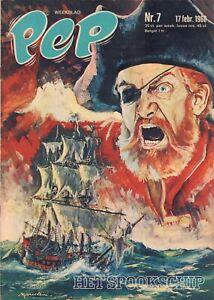 PEP-1968-nr-07-ROODBAARD-COVER-HET-RODE-PLEIN-BLUEBERRY-TOENGA-MICK-TANGY