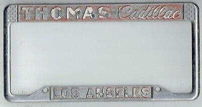 RARE Los Angeles California Thomas Cadillac Vintage Dealer ...