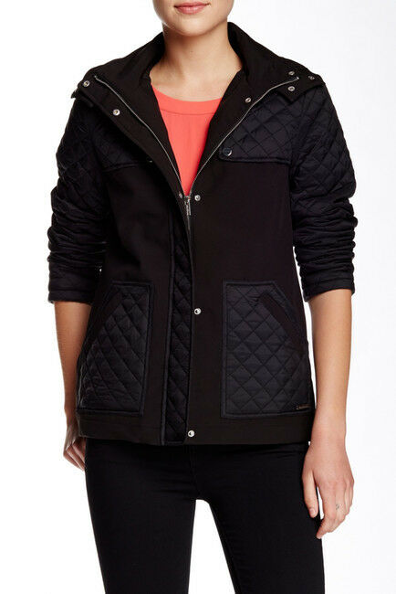 NWT  Kenneth Cole New York Quilted Coat   Size M   C074