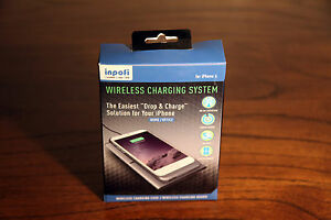 huge discount 31187 21a66 Details about Inpofi Wireless Charging System for iPhone 6 / 6S Gold Fast  Charging BRAND NEW