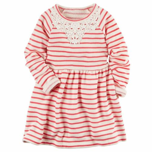 NWT Toddler Girl/'s Carter/'s Fall Outfits Dresses Tunics ~ Great for School 2T-4T