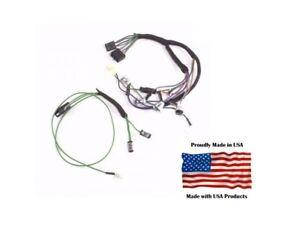 john deere 2520 wiring harness wiring diagram detailedwiring harness john deere 2520 3020 4000 4020 diesel powershift exmark wiring harness image is loading