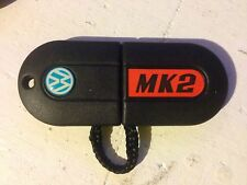 NEW VW MK2 GOLF JETTA GTI GLI  LIGHTED PILL KEY UNCUT FAST FREE SHIPPING!