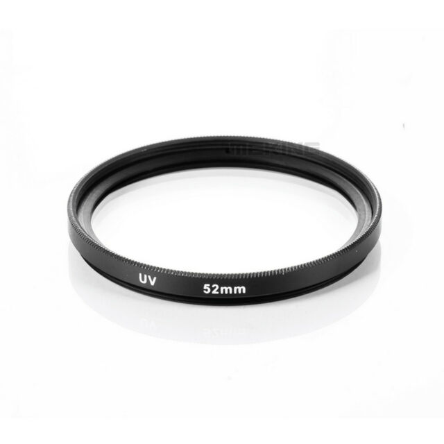 Meking 52mm Ultra-Violet UV lens Filter Protector for Nikon Canon Sony Camera