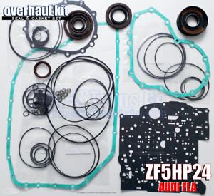 ZF5HP24 Overhaul kit 5hp24 Seal and gasket set,AUDI FLA overhaul kit set