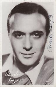 Charles-Boyer-signee-Original-Vintage-circa-1935
