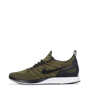 a2e2101292c Nike Air Zoom Mariah Flyknit Racer Mens Running Trainers Black ...