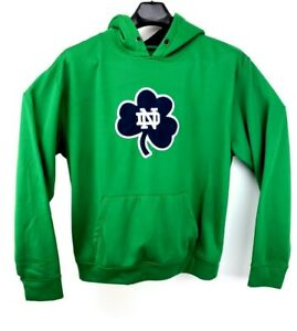Notre-Dame-Fighting-Irish-Hoodie-Pullover-Size-XL