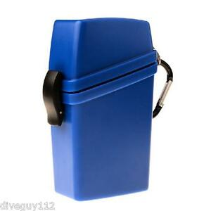 Witz-Dry-Box-SmartPhone2-Locker-Cell-Phone-Scuba-Diving-Gear-Bag-Blue
