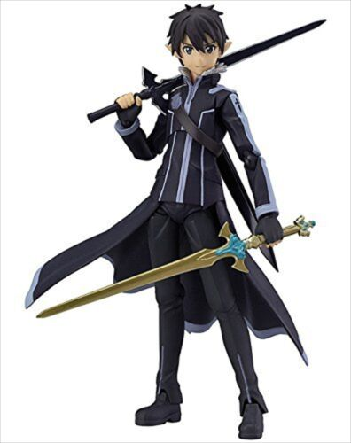 Max Factory figma Sword Art Online II Kirito ALOver Action Figure