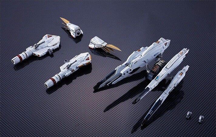Mettuttio Costruzione Mobile  Suit Gundam F91 Msv Opzione Set Statuetta Nuova Da  confortevole
