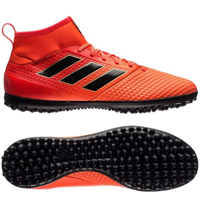 fe937a0482fd2 adidas Ace 17.3 Primemesh TF Turf 2017 Soccer Cleats Shoes New Orange Black