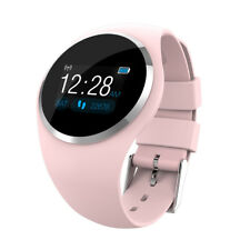 Bluetooth Smart Watch Bracelet Heart Rate & Blood Pressure Monitor Sports Mate