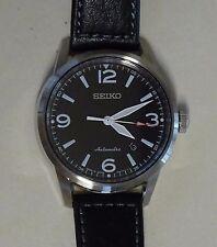 Seiko Presage SRPB07J Military Outdoor Explorer Aviator watch