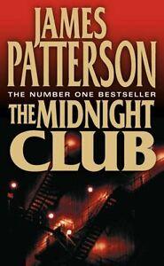 JAMES-PATTERSON-THE-MIDNIGHT-CLUB-BRAND-NEW-FREEPOST-UK