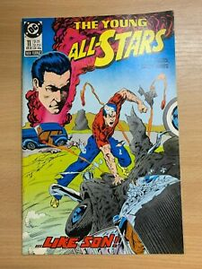 Dc-Comics-The-Young-All-Stars-11-Avril-1988-NM