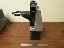 Opto Micron Fx 610 Mitutoyo Motorized Precision Stage With Base And Ring
