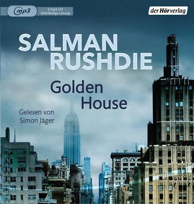 2019 Nieuwe Stijl Rushdie, Salman - Golden House /3 Om Een Hoge Bewondering Te Winnen En Is Op Grote Schaal Vertrouwd Thuis En In Het Buitenland.