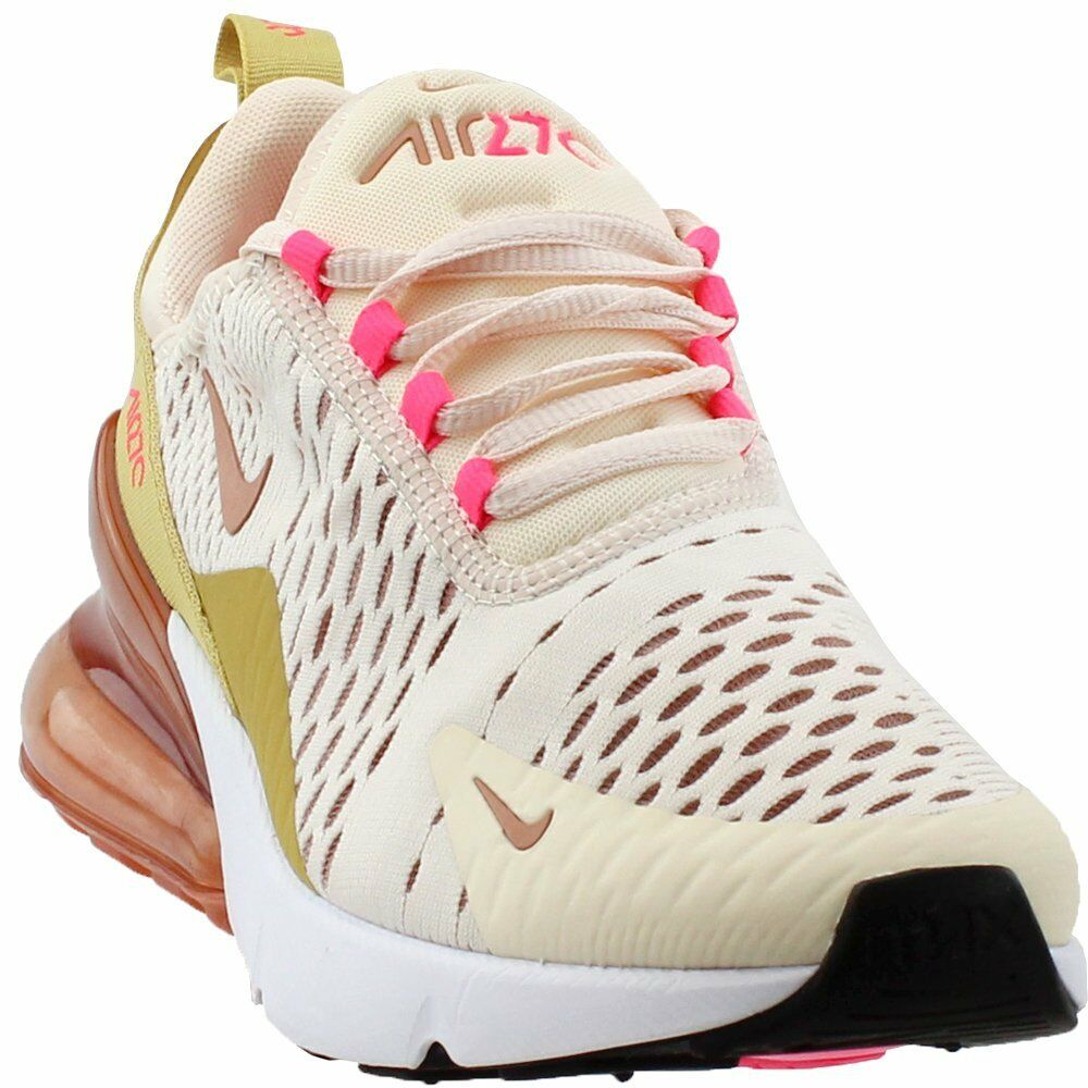 reputable site 79328 4f74e Nike Air Max 270 Donne Rosa, Grigio Donne 270 Dimensioni 6 B ca2424