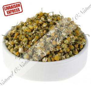 Fleurs-de-Camomille-Sechees-BIO-Vrac-50g-Chamomile-Flowers-Flores-de-Manzanilla