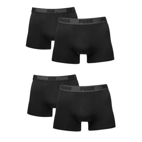Puma 4er 8er 2er XL M Short Short Boxer XL L S 10er Boxer 6er Noir TrYTBw
