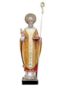 Saint-Nicholas-of-Bari-resin-statue-cm-65-with-glass-eyes