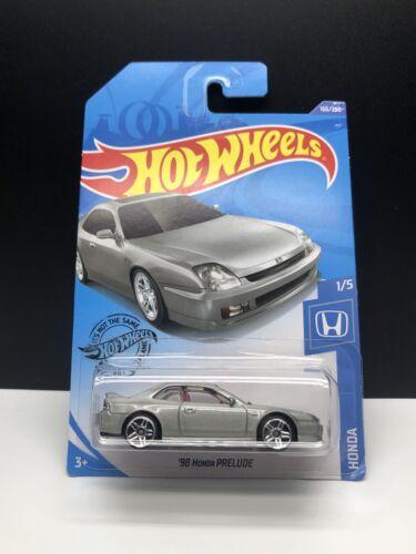2020 HOT WHEELS 1998 '98 Honda Prelude Rare 166//250 JDM H22 Honda 1//5 VHTF