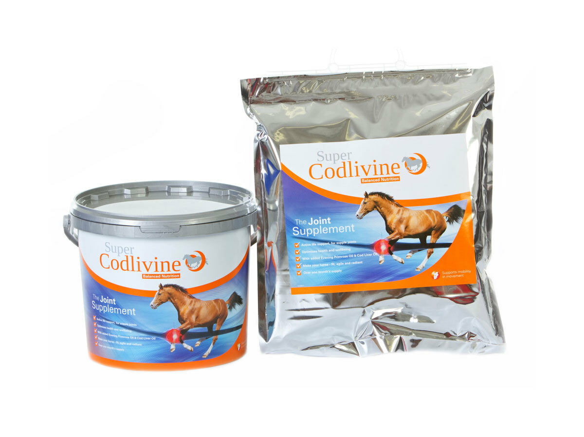 Super Codlivine The Joint Supplement - Horse Pony - 2.5kg