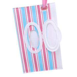 Travel-Wipe-Case-Baby-Child-Wet-Wipes-Box-Changing-Dispenser-Storage-Holder-HC