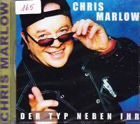 Chris Marlow + CD + Der Typ neben ihr + 12 starke Songs f.d. Party + NEU + OVP +