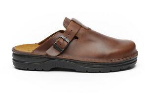 fe5cad1a9d8 Image is loading Teva-Naot-Ofek-Men-Leather-Orthopedic-Comfort-Fashion-