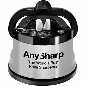 Silver-AnySharp-Knife-Sharpener-with-Power-Grip-Worlds-Best-Kitchen-Gadget