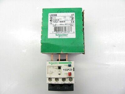 Schneider LRD08 Overload Relay 2.5-4amp   NEW IN BOX