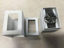 Bering Titanium Men's Grey Mesh Watch 11939-077