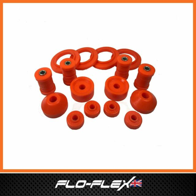 Triumph TR6 Front Chassis /& Suspension Bushes in Poly FloFlex