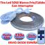 Tira-de-Led-220v-5050-IMPERMEABLE-Blanco-Frio-o-Calido-Waterproof-IP67-strip miniatura 1