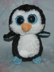 Kind-Hearted Ty Beanie Boos Waddles Current