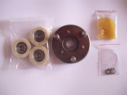 Ersatzfreilauf für SWXH und SWXK Motoren mit Zahnrädern Fett